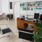 Das Büro von Herrn Feyder