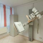 Das Röntgengerät der Arztpraxis