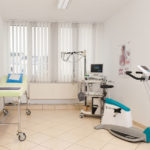 Einblick in einen Behandlungsraum