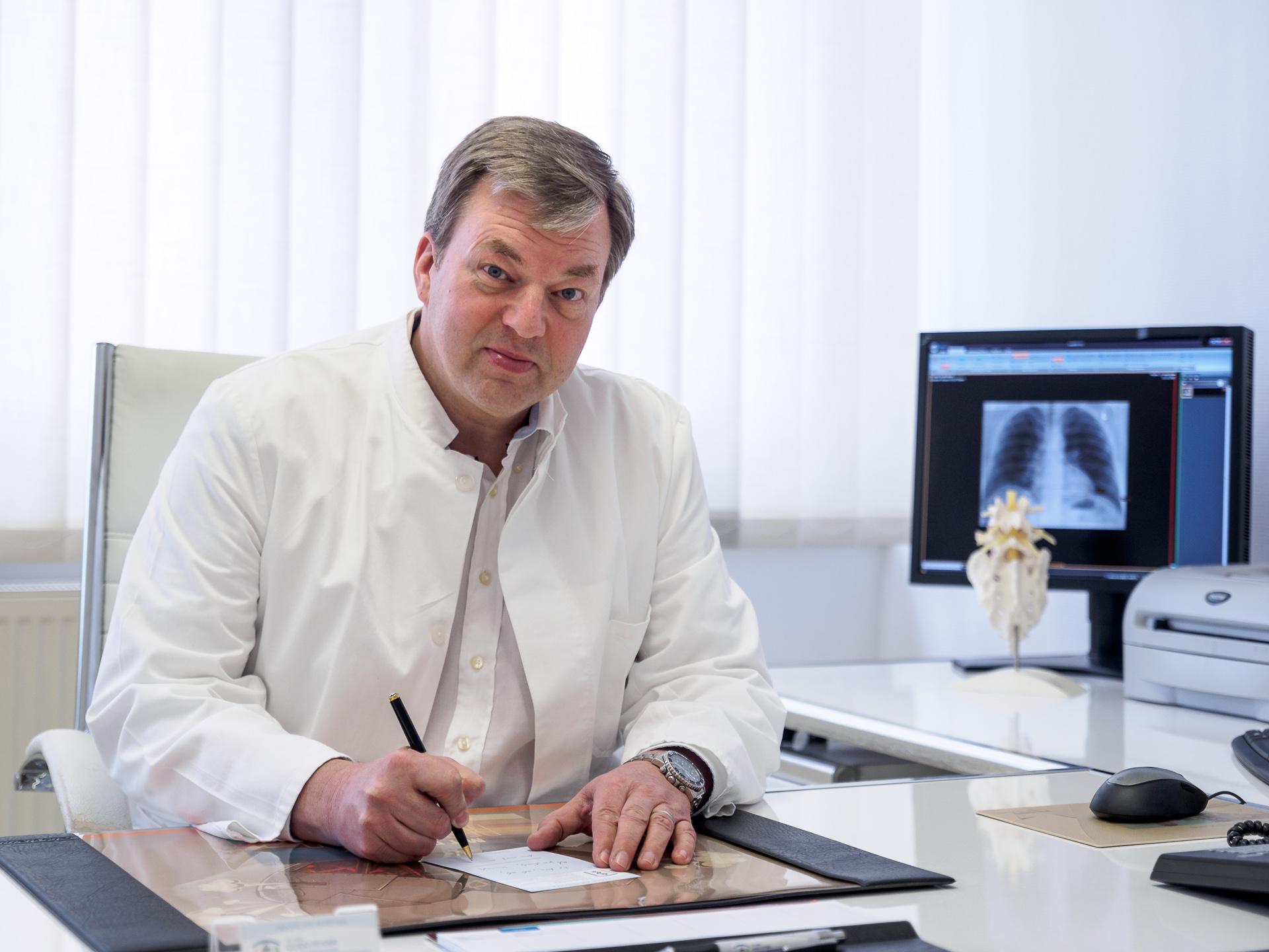 Facharzt für Allgemeinmedizin Dr. med. Feyder